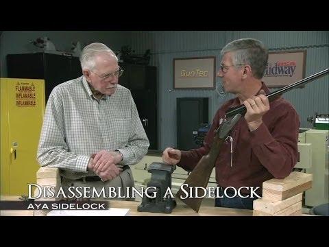 Gunsmithing - British Side-by-Side Shotguns How to Disassemble a Sidelock