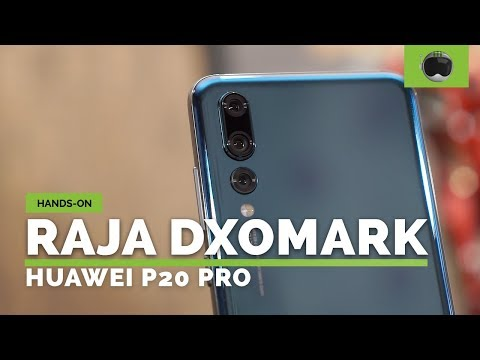 Unboxing & Hands-on Huawei P20 Pro Indonesia