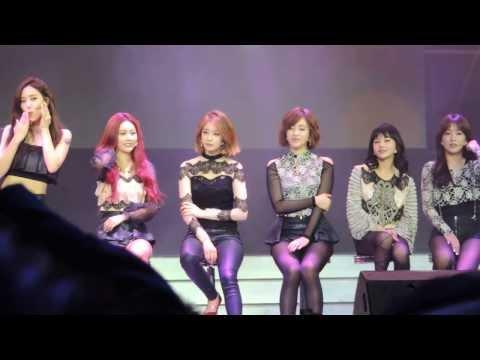 [131109] Beijing Fan Meeting T-ara Introduction Fancam