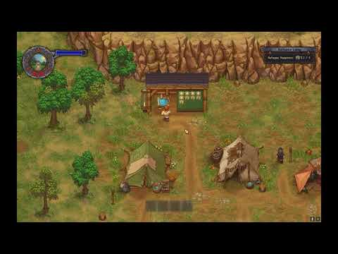 Graveyard Keeper - Game Of Crone: The new and the old evil |