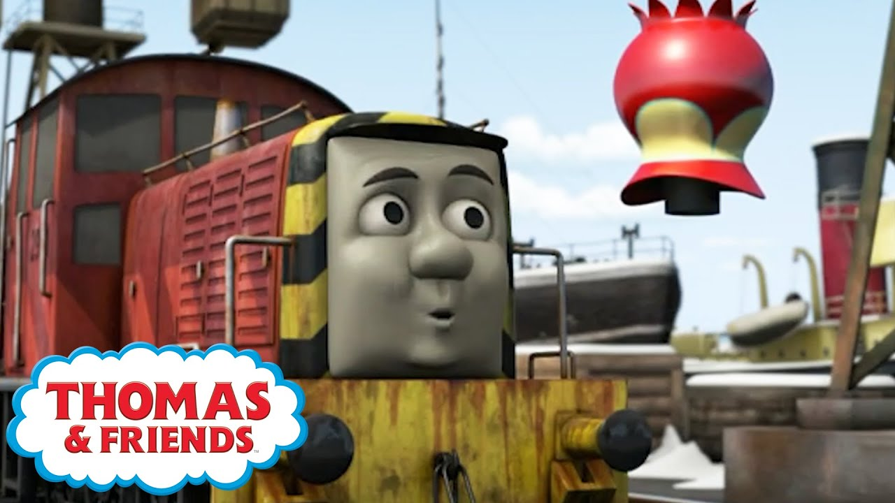 Thomas & Friends™ | Salty's Surprise | Full Episode | Thomas the Tank Engine | Kids Cartoons