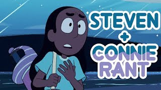 Steven Universe Review - The Steven and Connie Problem