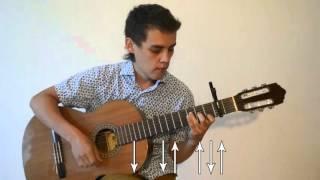 Как играть Сплин Мое сердце  Урок на гитаре для начинающих, видеоурок Без БАРРЭ, видео разбор Сплин