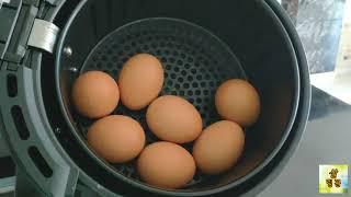 에어프라이어 계란 굽기 DEF-D2600