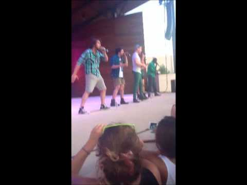 Pentatonix Live Arlington Tx - Video Killed the Radio Stars & Et cover