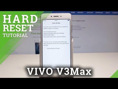 Hard Reset VIVO V3Max - HardReset info