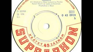 Jiří Štědroň - Markéta [1970 Vinyl Records 45rpm]