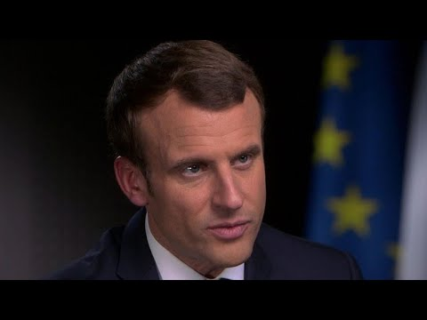 Full interview, President Emmanuel Macron of France