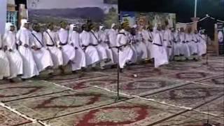 حفل أهالي مركز قنا بمهرجان محايل الشتوي الرابع(4)