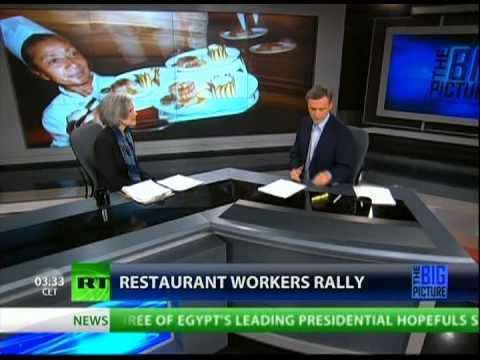A Livable Wage for Restaurant Workers?
