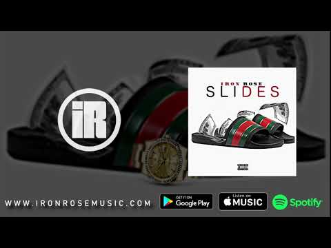 Iron Rose - Slides (Official Audio)