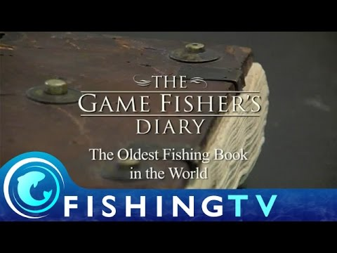 Oldest Fishing Book