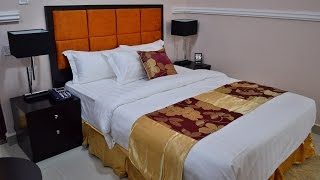Royal Crest Hotel & Suites offers first class hospitality
