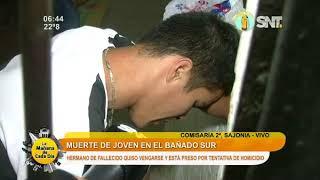 Joven muere a balazos en Villa Esperanza