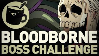 Artists Draw More Bloodborne Bosses (That They've Never Seen)