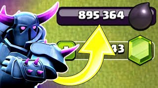 CHECK OUT OUR NEW OP FARMING STRATEGY! - Clash Of Clans