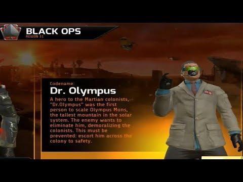Kill Shot Bravo BLOOD SHOT Region 31 Black Ops Mission #4 - Protect Dr. Olympus