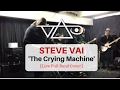 Steve Vai The Crying Machine Live Full Band Cover mp3
