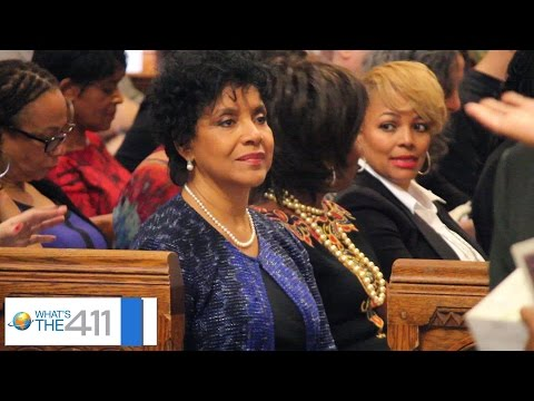 What's The 411 TV: s from Ruby Dee's Memorial Service