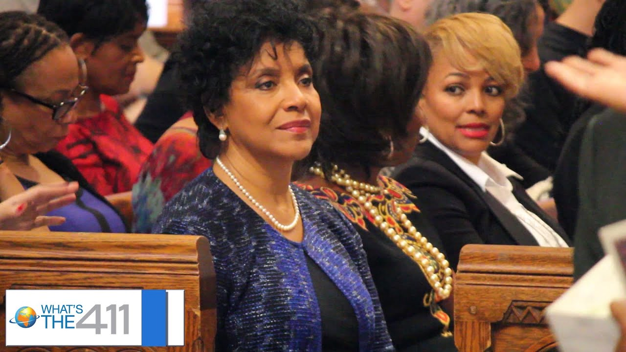 What S The 411 Tv Scenes From Ruby Dee S Memorial Service