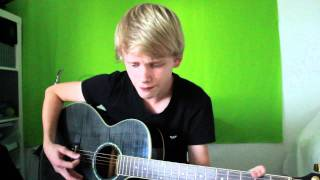 nugget in a biscuit vocal guitar cover chords included