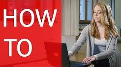 HOW TO - Kontoeröffnung online bei der Sparkasse Bremen