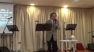 Sermón domingo 15 de octubre 2017.  Pastor Caludio Aguilera.