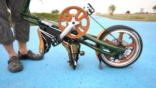 Review Strida