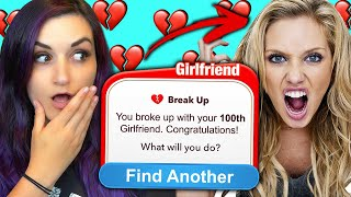 I Have 100 EX GIRLFRIENDS ...in BitLife