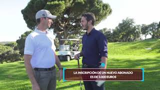 Club de campo Villa de Madrid, epicentro del golf en la capital