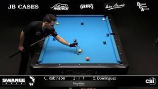 2019 Swanee: Oscar Dominguez vs Chris Robinson (Semi-Final Match)