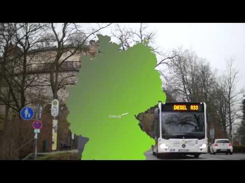 Diesel R33 in Berlin