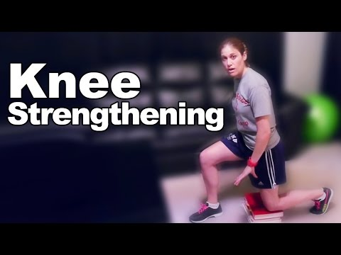 Knee Strengthening Exercises & Stretches Ask Doctor Jo