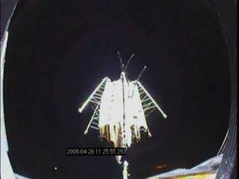ICO G1 Antenna Deploy