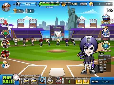 Cheat Baseball Heroes (5 March 2013) Work!!!!!!!!!!!!!