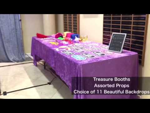 Treasure Booth - Photo Booth Rental Company located in the city of Los Angeles