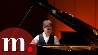 Grand Piano Competition 2021: Round 1 - Nikolay Biryukov, 12 years old