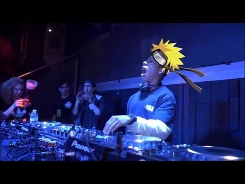 DJ MEME l La cumbia de Naruto (sadness and sorrow) :