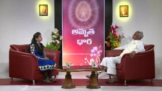 007 Stress Management (Part 1) - BK Trinanth - Amruthadhara Telugu