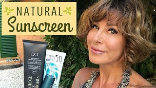 Natural-based Sunscreen Review | Dominique Sachse