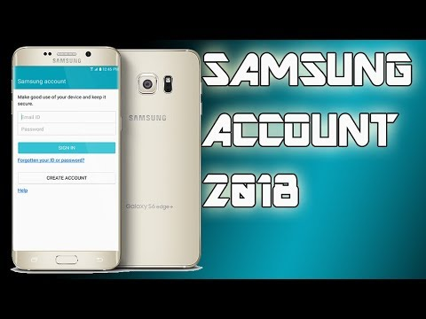 BYPASS LOCK SAMSUNG ACCOUNT ON GALAXY S6/S7/S8 ANDROID 7 0 2018