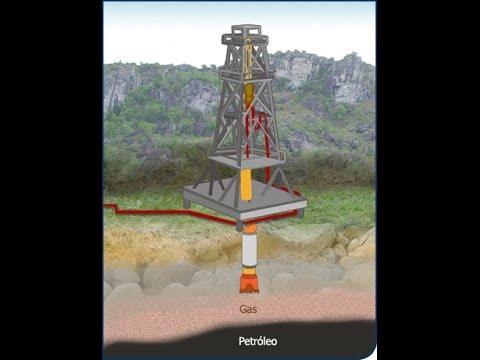 Como se obtiene el petroleo y gas natural idea general for De donde se obtiene el marmol
