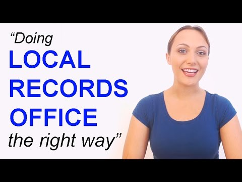Local Records Office Finds the Latest Value and Equity Information on Your Property
