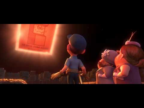 Trailer do filme Detona Ralph
