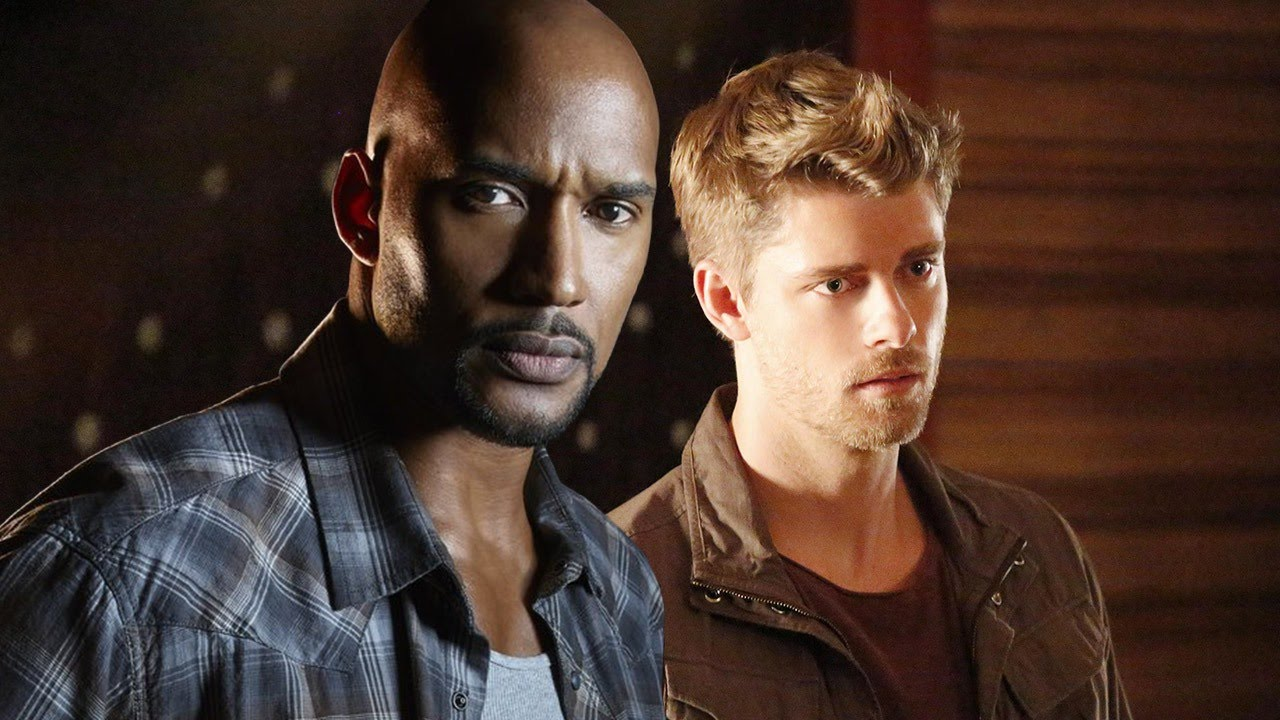 Agents Of SHIELD: Luke Mitchell, Henry Simmons Season 3