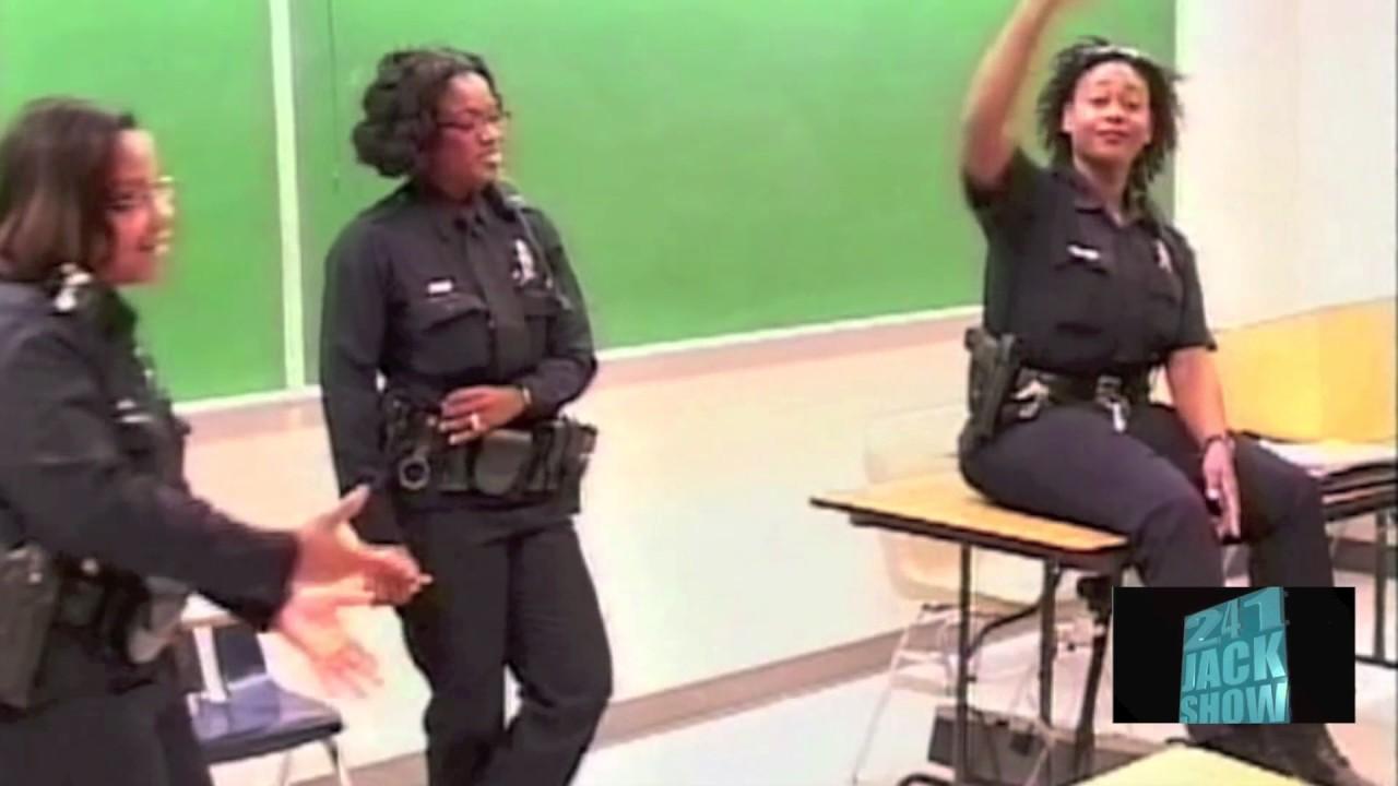 Denver Black Female Police Officers - YouTube