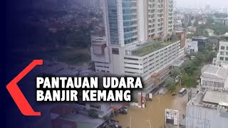 Parah, Kemang Diselumuti Banjir