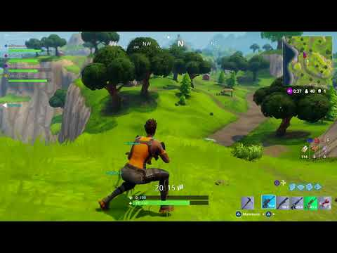 Fortnite - Section de 4 - TOP 2 groupe de 4