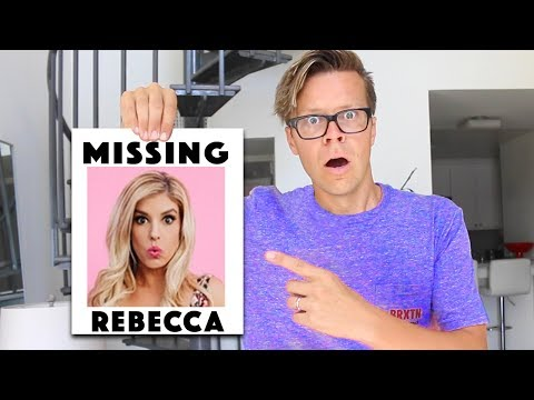 Rebecca Zamolo is Missing! Exploring Abandoned Beach (iPhone X Stolen)