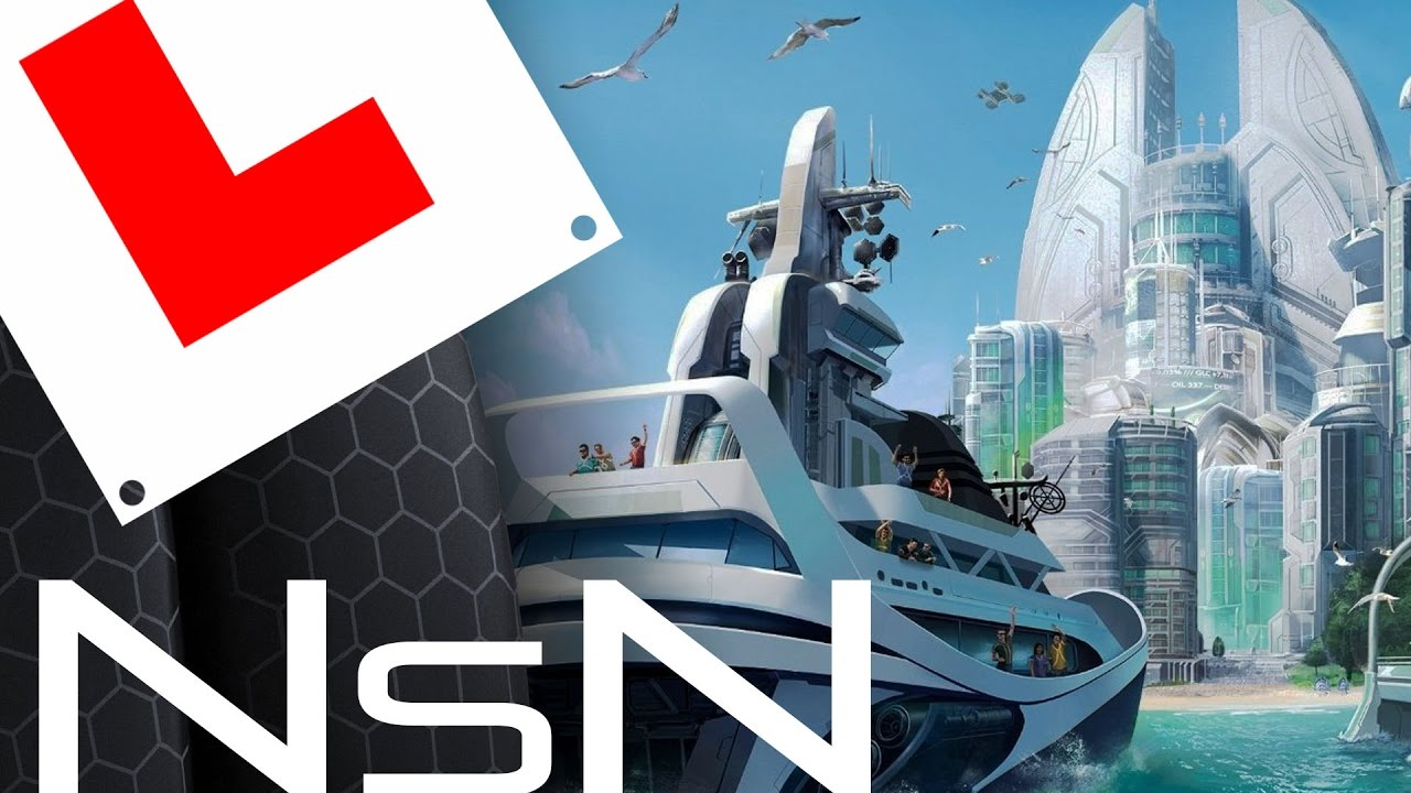 Beginners Guide: Anno 2070 PT1